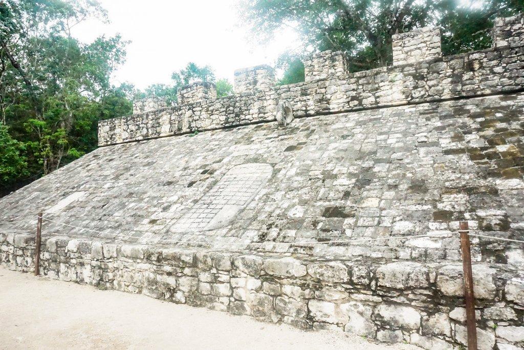 Coba Ruins near Tulum