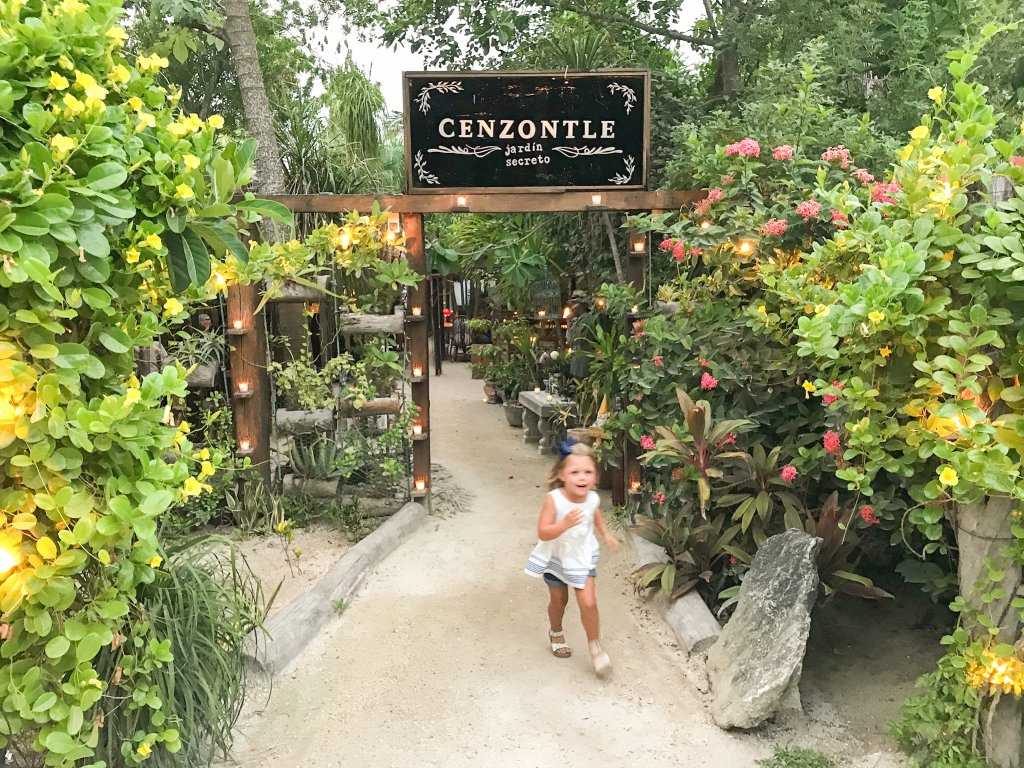Cenzontle - Tulum with kids