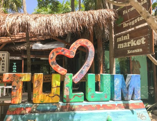 Tulum with kids