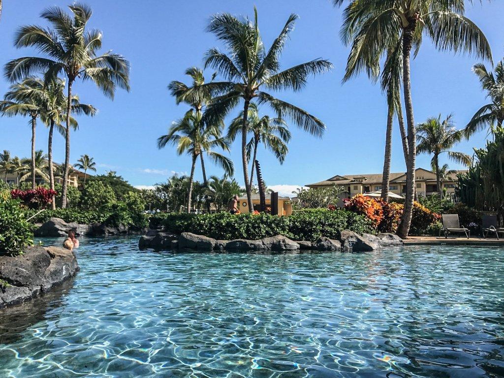 Koloa Landing pool