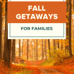 fall vacation spots in the south