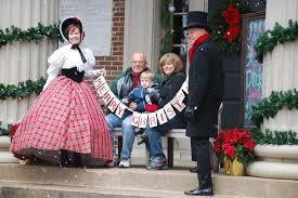 Dickens Christmas festival