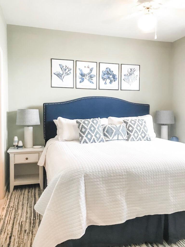 beach haven 30a master bedroom
